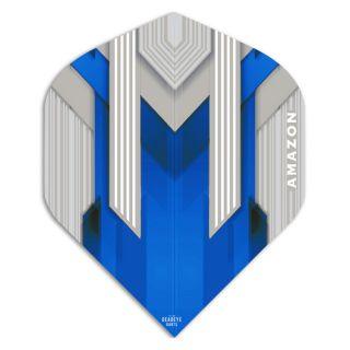 Amazon Silver Dart Flights - Light Blue