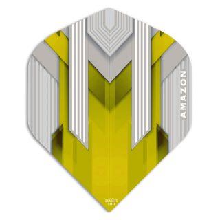 Amazon Silver Dart Flights - Yellow