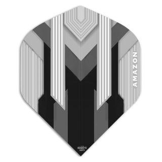 Amazon Silver Dart Flights - Grey