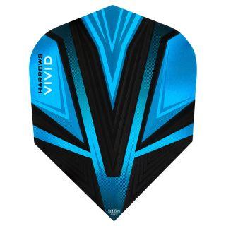 Vivid Dart Flights - Aqua