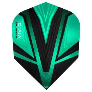 Vivid Dart Flights - Jade