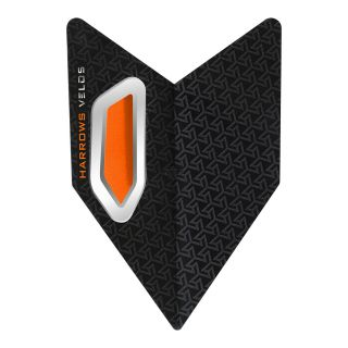 Velos Dart Flights - 2D Orange - F0288
