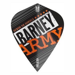 RVB Barney Army Black Pro Ultra Kite Flights - F0361