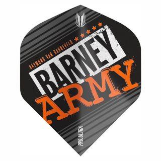RVB Barney Army Black Pro Ultra No2 Flights - F0362