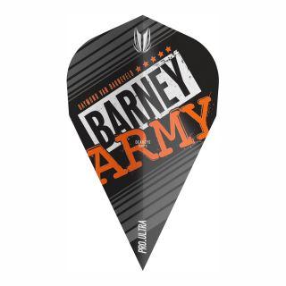 RVB Barney Army Black Pro Ultra Vapor Flights - F0365