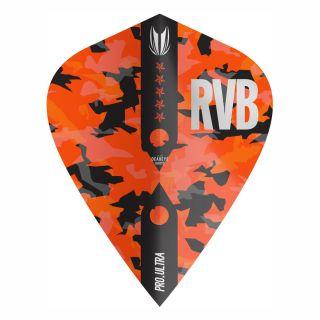 RVB Barney Army Camo Pro Ultra Kite Flights - F0366