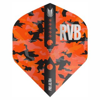 RVB Barney Army Camo Pro Ultra No2 Flights - F0367
