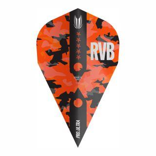RVB Barney Army Camo Pro Ultra Vapor Flights - F0370