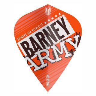 RVB Barney Army Orange Pro Ultra Kite Flights - F0371