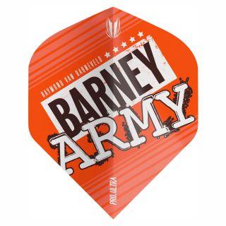 RVB Barney Army Orange Pro Ultra No2 Flights - F0372