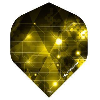Mission Astral Dart Flights - Yellow No 2 Standard - F0632