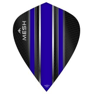Mission Mesh Dart Flights - Kite - Dark Blue