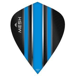Mission Mesh Dart Flights - Kite - Aqua Blue - F0671