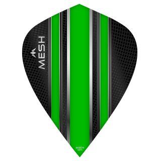 Mission Mesh Dart Flights - Kite - Green - F0672