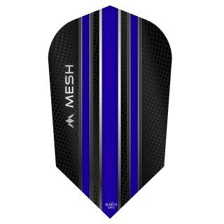 Mission Mesh Dart Flights - Slim - Dark Blue - F0678