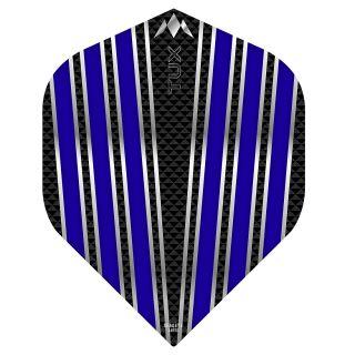 Mission Tux Dart Flights - No 2 Standard - Dark Blue - F0696