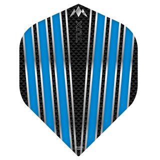 Mission Tux Dart Flights - No 2 Standard - Aqua Blue - F0698