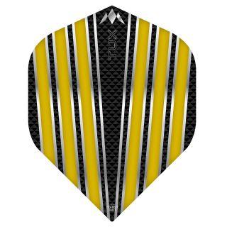 Mission Tux Dart Flights - No 2 Standard - Yellow - F0701