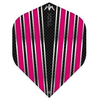 Mission Tux Dart Flights - No 2 Standard - Pink - F0702