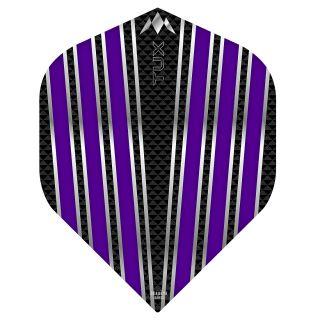 Mission Tux Dart Flights - No 2 Standard - Purple - F0703