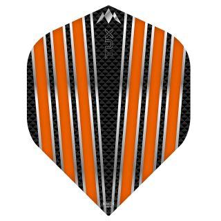 Mission Tux Dart Flights - No 2 Standard - Orange - F0704