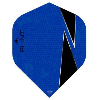Mission Flint-X Dart Flights - No 2 Standard - Blue - F0724