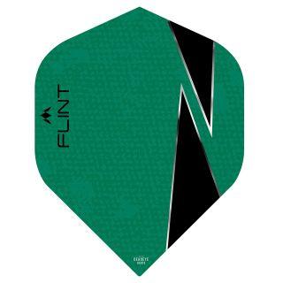 Mission Flint-X Dart Flights - No 2 Standard - Green - F0727