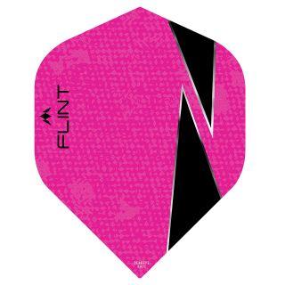Mission Flint-X Dart Flights - No 2 Standard - Pink - F0730