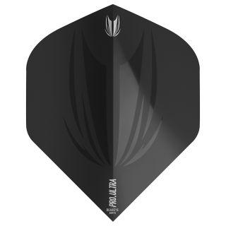 Target ID Pro Ultra Black No.2 Flights - F0799