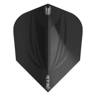 Target ID Pro Ultra Black No.6 Flights - F0811