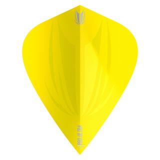 Target ID Pro Ultra Yellow Kite Flights - F0815