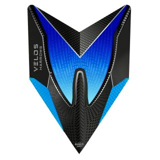 Velos Dart Flights - Blue - F0865
