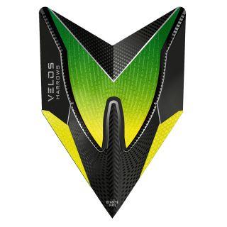 Velos Dart Flights - Yellow - F0869