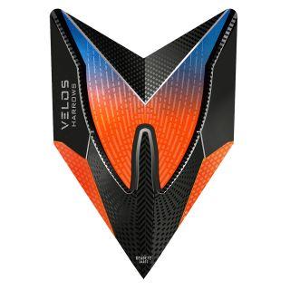 Velos Dart Flights - Orange - F0870