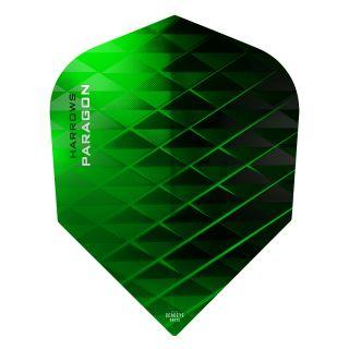 Paragon Dart Flights - Green - F0871