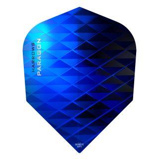 Paragon Dart Flights - Blue - F0872