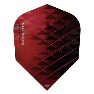 Paragon Dart Flights - Red - F0873
