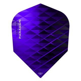 Paragon Dart Flights - Purple - F0874