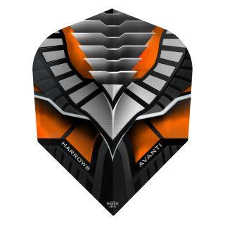 Avani Dart Flights - Orange - F0880