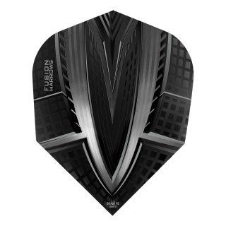 Harrows Fusion Dart Flights - Smokey - F1152