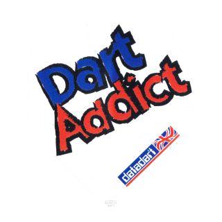 Datadart CMF - Standard - Dart Addict Dart Flights - F1423