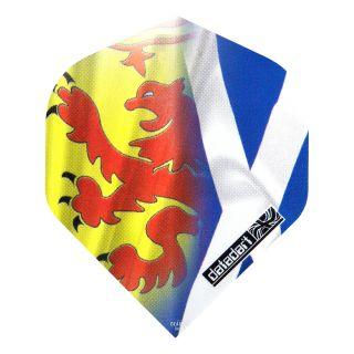 Datadart CMF - Standard - Scotland Dart Flights - F1426