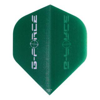 Datadart G Force - Standard - Green Dart Flights - F1458