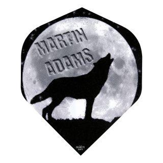 Datadart Martin Adams - Standard - Moon Dart Flights - F1479
