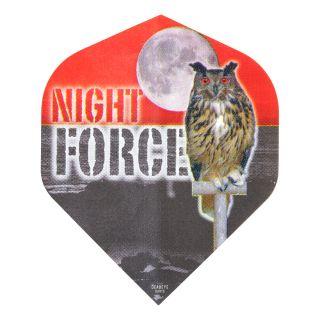 Datadart Metronic - Standard - Night Force Dart Flights - F1486