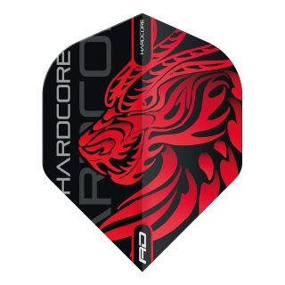 Hardcore Jonny Clayton Dragon Standard Dart Flights – F1705