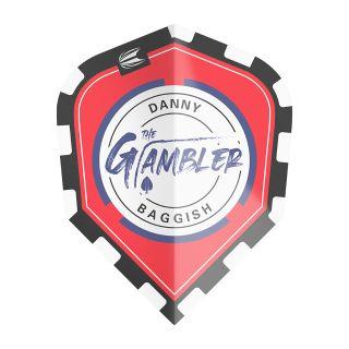 Target Danny Baggish G1 No.6 Shape Flights - F1730