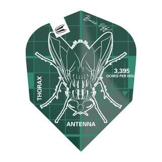 Blueprint Pro.Ultra Green No6 Shape Dart Flights