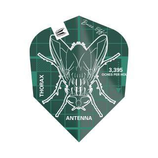 Blueprint Pro.Ultra Green TEN-X Dart Flights