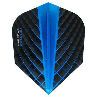 Harrows Quantum Blue Dart Flights - F0421